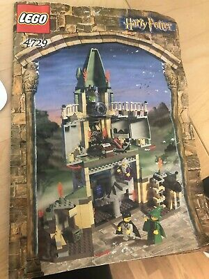 LEGO Harry Potter Chamber of Secrets Dumbledore's Office (4729)  2002 RARE