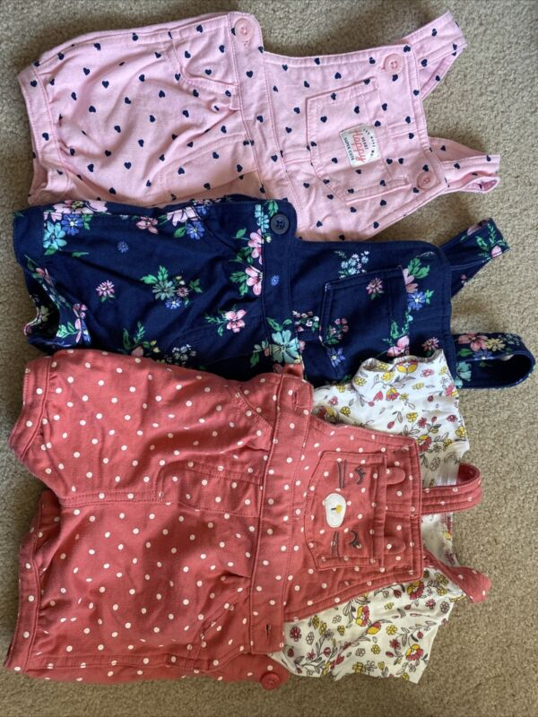 Baby Girls Clothes 12m Lot