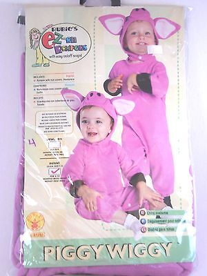 Newborn Baby Child Pink Pig Halloween Costume Trick or Treat ](Newborn Pig Halloween Costume)
