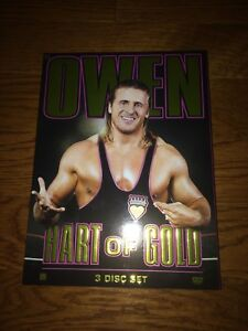 WWE Owen Hart Of Gold