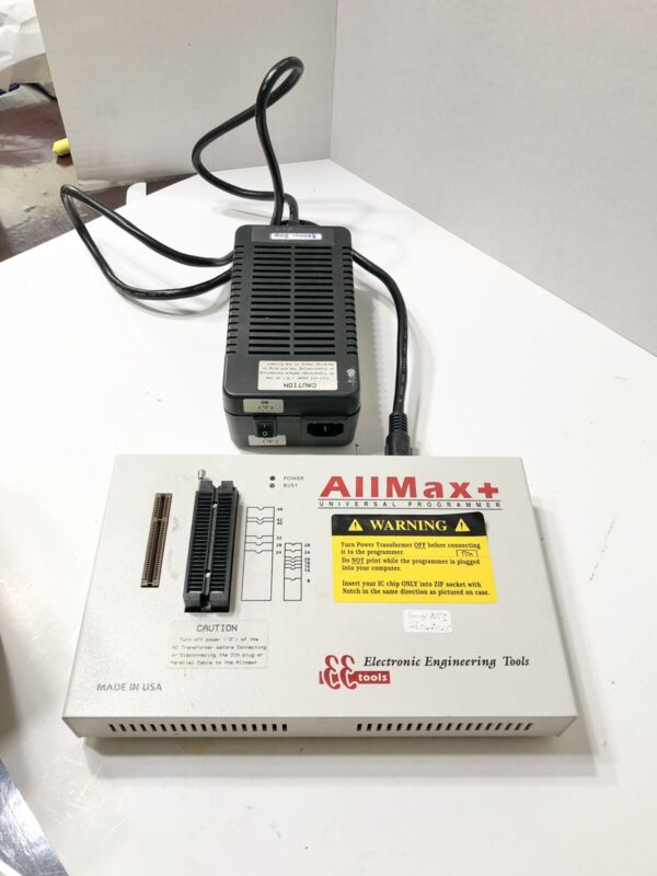 EE Tools All Max+ Universal Programmer