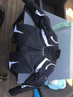 Dri Rider motorcycle jacket