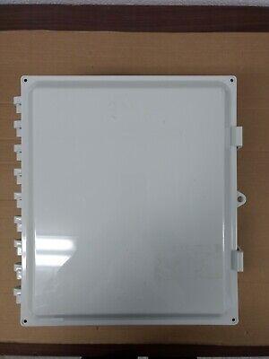 Attabox Ah14126 14 X 12 X 6 Polycarbonate Enclosure