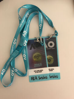 Australian Open Tickets FOR TODAY!!