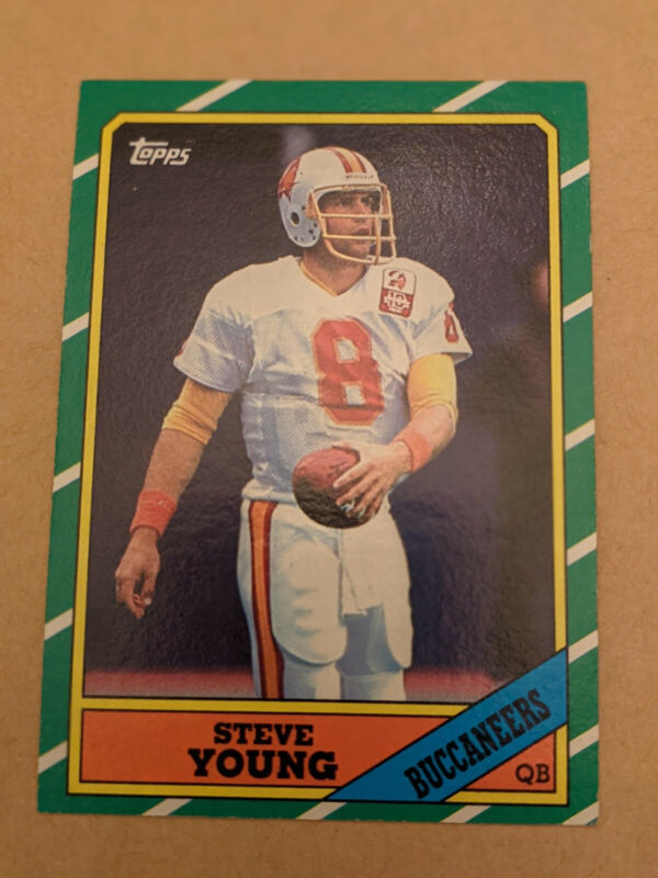 15 Different Steve Young Football cards NM//M Near Mint//Mint