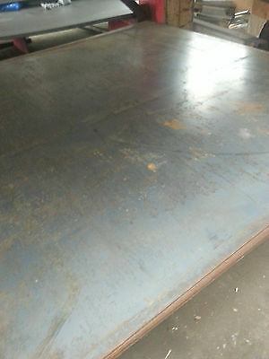 Hot Rolled Steel Plate Sheet A-36 - .268 X 32 34 X 22