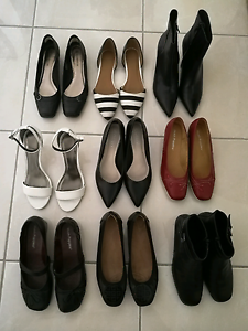 Shoes & Boots - Size 38 Eur Size 8 Aus Meadowbrook Logan Area Preview