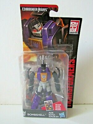 Transformers Insecticons Combiner Wars Scout Class Bombshell Action Figure NIP