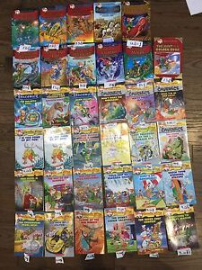 Geronimo Stilton Kids Books
