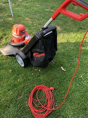 IKRA-MOGATEC.  KLS-2000 electric Leaf blower patio vacuum cleaner