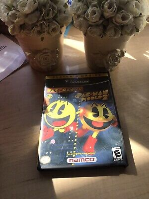 Pac-Man vs./Pac-Man World 2 Gamecube, 2 Discs, Complete, Tested, Free Shipping!