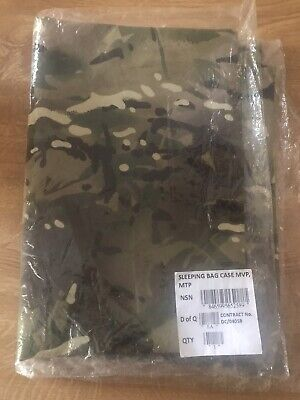 Genuine British Army New Bivvy Bag MVP, Mtp, Multicam Goretex Bivi