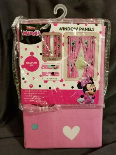 Disney Jr Minnie Mouse Window Panel