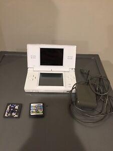 Nintendo ds including games