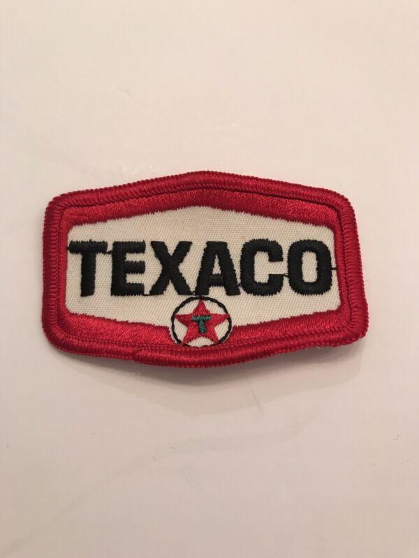 VINTAGE Automotive Gasoline Patch - TEXACO - unused