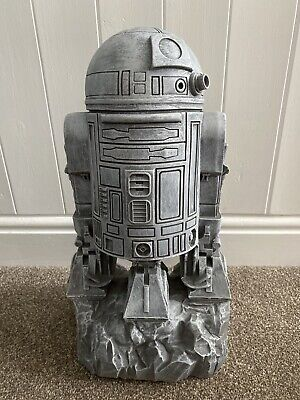 "Star Wars R2-D2 16"" Figure Garden Ornament Statue Resin"
