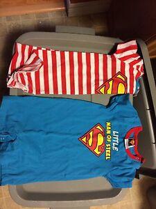 Superman onesies