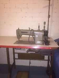 Industrial sewing machine BROTHER Punchbowl Canterbury Area Preview