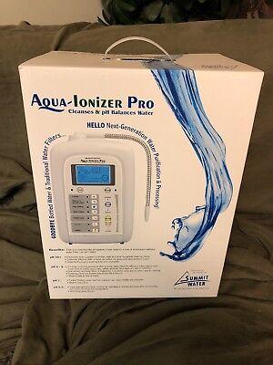 Apex Aqua-Ionizer Pro 5-Plate 7-Stage Alkaline Water Ionizer