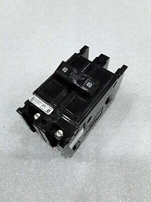 Qc2040 Cutler Hammer 2pole 40amp 240v Circuit Breaker New