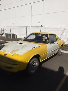 1983 Mazda RX7 Coupe Campbelltown Campbelltown Area Preview
