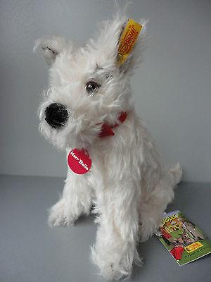 Herr Bello Hund von Steiff - 23 cm - Neu