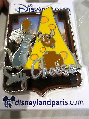 Disney DLP Remy ratatouille Spoon Cheese Remy pin