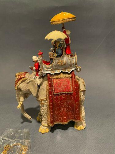 Britains #8848 The 1903 Delhi Durbar Briths Army in India State Elephant
