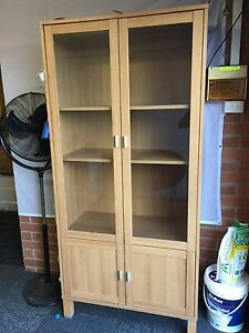 Display cabinet New Lambton Newcastle Area Preview