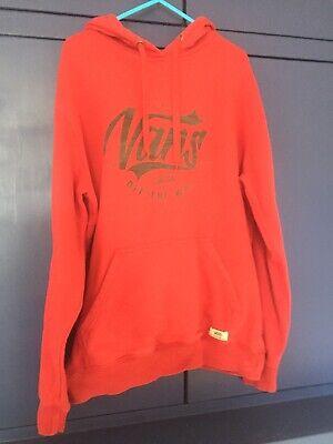 vans hoodie medium