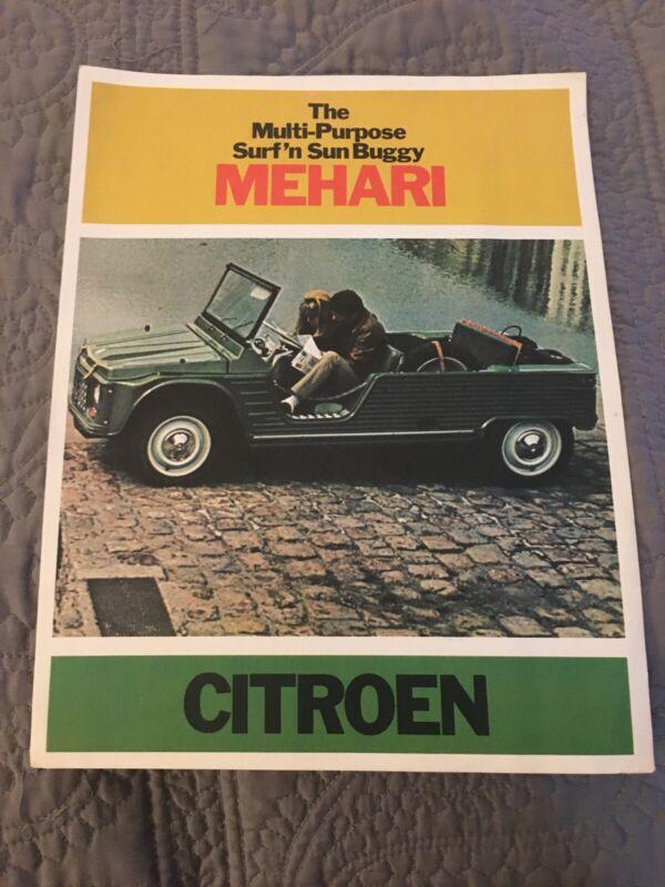 1970 Citroen Mehari Surf
