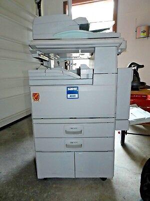 Savin 8035 Commercial Printer Scanner Copier