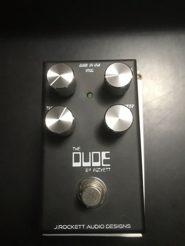 J. Rockett Audio Designs The Dude V2 Overdrive.