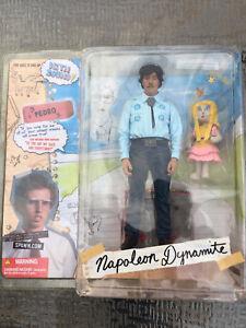 """Napoleon Dynamite Action Figure """"Pedro""""  Spawn McFarlane"""