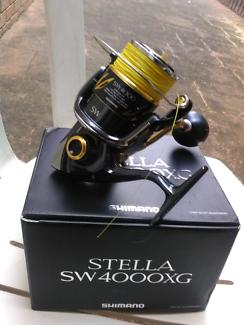 Relisting shimano stella swb4000xg No timewasters!