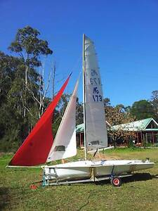 Sailing Crew Wanted, Nowra - MG14, NS14, skiff, dinghy, sail boat Nowra Nowra-Bomaderry Preview