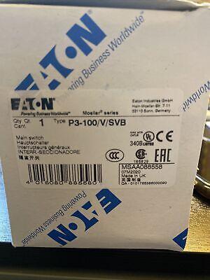 P3-100vsvb. Main Switch. Moellereaton