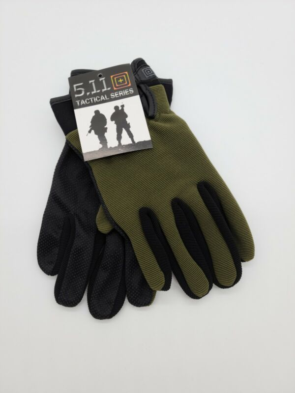 5.11 Tactical Series Gloves (Green)
