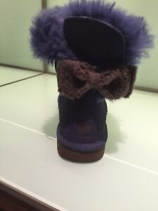 Brand new in box UGG women's navy boots size 7