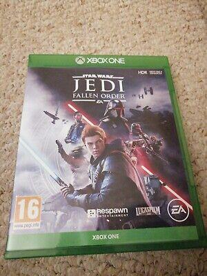 Star Wars: Jedi Fallen Order Microsoft Xbox One Fast+Free UK Delivery 4K One X