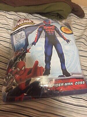 Spiderman 2099 4-Piece Costume, Child Large