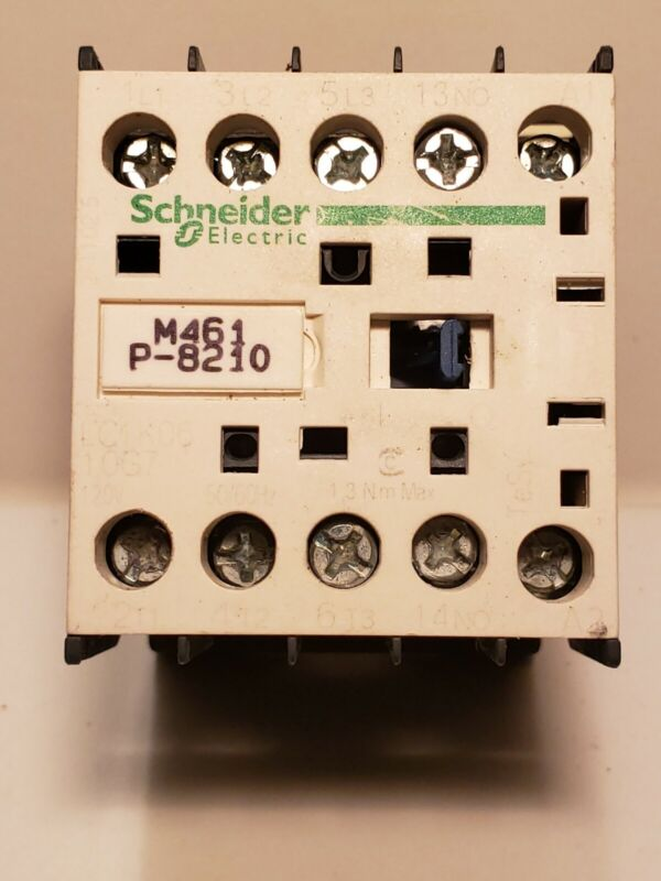 Schneider electric contactors LC1K061087 lot of 20 items