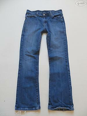 Levi's® Booty Jeans Hose, W 32 /L 32, TOP ! Faded Washed, Vintage Denim ! Gr. 40