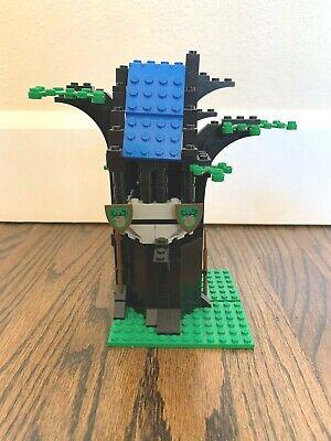 Lego Castle Forestmen's Hideout (6054) Rare Vintage Set Forestmen Tree