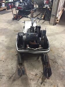 ISO Pre 1980's Snowmobile free or Cheap