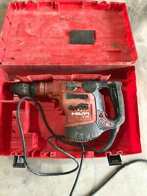 Hilti Te 76p  Sds Max Hammer Drill Chipping Hammer