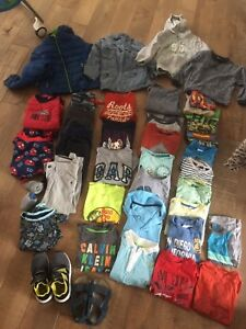 Boy clothing 2-4 years old