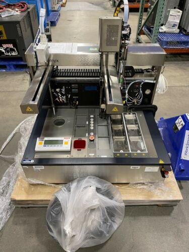Symyx Technologies Robotic Sample Processor Auto Sampler Liquid Handler Washer