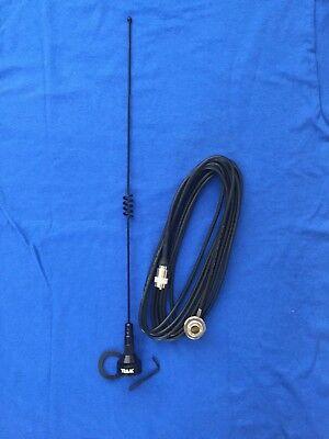 1181 Nmo Vhf Uhf 144-170 430-470 Mhz Dual Band Mobile Antenna Kit 2 Meter 70cm
