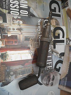 vintage tecalemit grease gun pat 218639/23